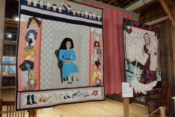 Narrative Quilts in the Folk Art Tradition by Pauline Parker