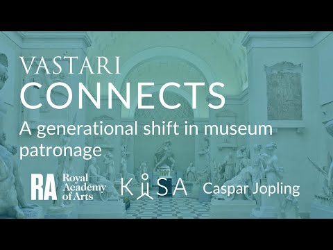A Generational Shift in Museum Patronage