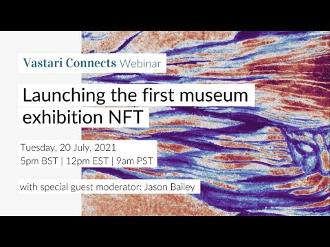 Launching the first museum NFT