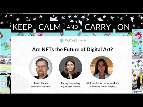 Are NFTs the Future of Digital Art?